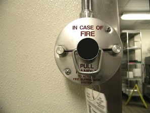 Fire Suppression for business