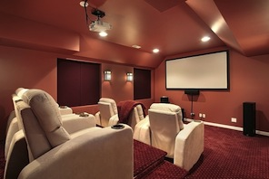 Residential services Home theater